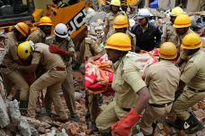 Bengaluru Building Collapse: Heart-Wrenching Photos