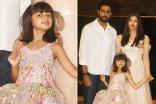 Aaradhya Bachchan's Birthday Party at Big B's Pratiksha
