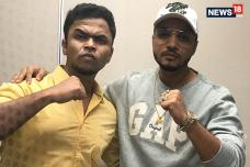 Raftaar Raps For News18.com