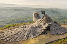 Jatayu Earth's Center: Kerala's Much Awaited Tourist Spot