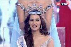 Miss World 2017: Manushi Chhillar Brings Back the 'Blue Crown' to India After 17 Years