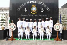 Indian Naval Academy Passing Out Parade 2017