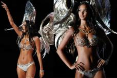 Victoria's Secret Fashion Show: Model Wears $2m Fantasy Bra