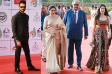 IFFI 2017 Opening Ceremony: SRK Inaugurates the Gala Event