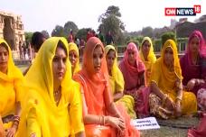 Rajput Women Join Protest Against Padmavati