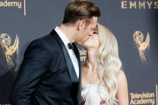 In Pictures: 25 Best Celebrity Kisses of 2017