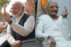 Gujarat Assembly Elections 2017: PM Modi & Family Cast their Vote