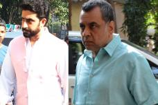 Neeraj Vora's Funeral: Bollywood Stars Pay Their Last Respects