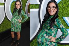 GQ Men of the Year Party 2017: Actress Flaunts Her Baby Bump