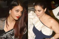 Aishwarya Rai Bachchan, Kajol at Mickey Contractor's MAC Party
