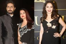 Bollywood Stars at Mickey Contractor's MAC Party; See Pics