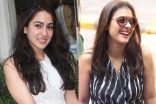 Sara Ali Khan, Kajol at Kanta Motwane's Party; See Pictures
