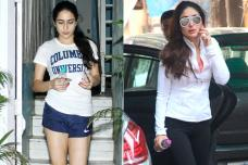 Celebrity Gym Sightings: Check Out the Tinsel Town Divas