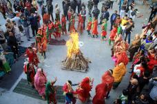 India Celebrates Makar Sankranti, Pongal and Lohri; See Pictures
