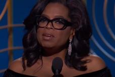 Golden Globes 2018: Oprah Winfrey and Hollywood Celebrities Speak Up Against Sexual Harassment