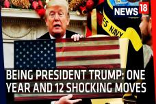 Donald Trump Shocking Moves (Top 12) | The Comprehensive Recap of the 45th US President | Orbis
