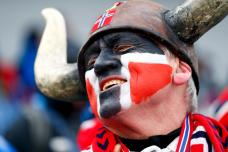 Olympics 2018: Fans Wear Their National Spirit On Their Faces