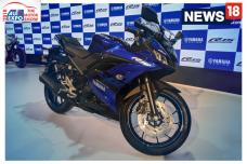 Auto Expo 2018: Yamaha YZF-R15 V3.0 (First Look) Video