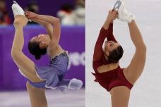 Intense Figure Skating Pictures From 2018 Winter Olympics
