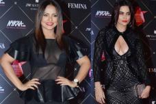 Femina Beauty Awards: Bollywood Divas Scorch the Red Carpet