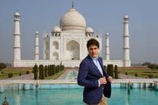 Best Moments of Canadian PM Justin Trudeau's 8-Day India Tour
