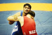 Greco-Roman Wrestler Hardeep Singh Hopes It's His Day in Rio