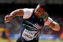 Shot putter Inderjeet Singh Fails Dope Test