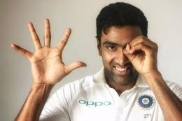 Ashwin Wants to Retire When he Reaches 618 Test Wickets