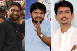 Caste-ing Coup in Mind, Cong Offers Poll Tickets to Fiery Gujarat Trio