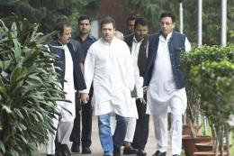 Meet Rahul Gandhi's Backroom Boys Who'll Help Him Run the Show