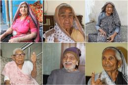 For Ahmedabad's 662 Voters Aged 100 and Above, Not Voting is Not an Option