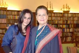 Sonia Gandhi's Closest Aide Recalls the Phenomenal Journey of one of India's Most Powerful Politicians
