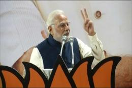 PM Narendra Modi Used the Word 'Vikas' 25 times in a 30-minute Speech