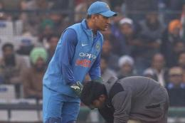 MS Dhoni Steals Show Even as Rohit Sharma Hits Double Ton