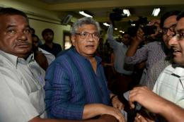 Sitaram Yechury Offered to Quit CPM Top Post Twice Over Weekend Amid Rift With Prakash Karat