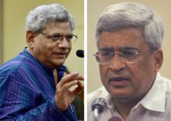 Modi Splits the Comrades, It's Yechury Pragmatists vs Karat Dogmatists Now