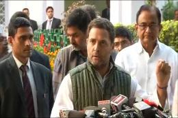 PM Modi Told India to Put Money in Banks, Nirav Modi Looted it: Rahul