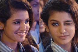 SC Stays Criminal Proceedings Against Actress Priya Prakash Varrier