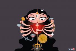 Navaratri: Know the Navadurga - the 9 Forms of Goddess Durga