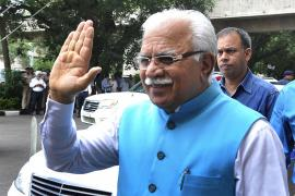 BJP to Sweep Gujarat, Himachal Polls: Haryana CM Manohar Lal Khattar
