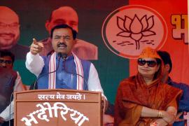 Gujarat Assembly Polls Will Show Who is 'Jabardast' Neta And Who is 'Jabardasti Ka' Neta: Maurya