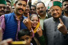 Himachal Pradesh Elections: 74 Percent Cast Their Vote, Highest Ever in Hill State