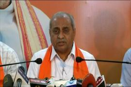 Gujarat Deputy CM Nitin Patel Calls Hardik 'Foolish' For Accepting Congress' Quota Proposal