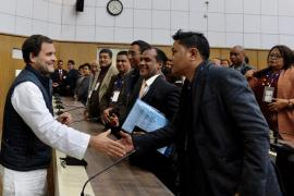 'We Will Protect Your Languages And Tribal Customs': Rahul in Meghalaya