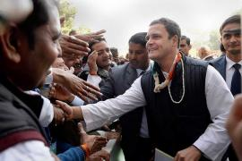 Rahul Gandhi Begins Karnataka Poll Campaign from Where Sonia Made Her Debut 19 Years Ago