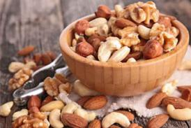 Not just Almonds and Walnuts, Catch on the Goodness of Cashews Too!