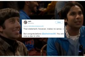 This Mention Of Indian Cricketers On 'The Big Bang Theory' Has Left Many Unimpressed