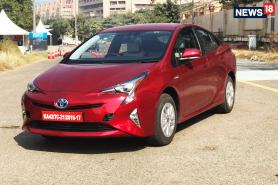 New 2017 Toyota Prius First Look: Launches in India in January 2017