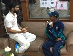 Haseeb Hameed Reveals Details of Conversation with Virat Kohli