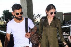 Virat Kohli, Anushka Sharma Attend Yuvraj Singh's Wedding in Goa